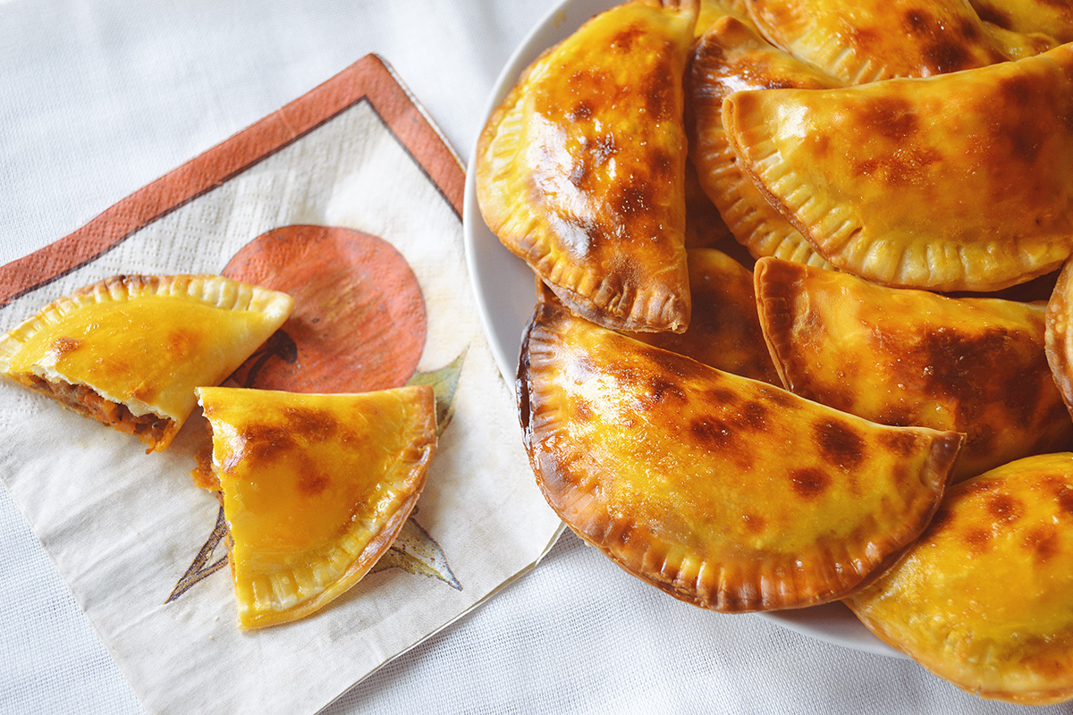 How to make beef piroshki