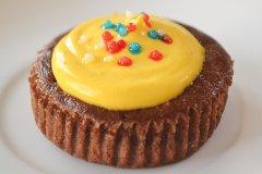 Quick Panna Cotta Cupcake